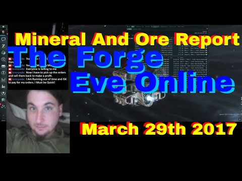 Eve Online Trade Report For The Forge 3/29/2017
