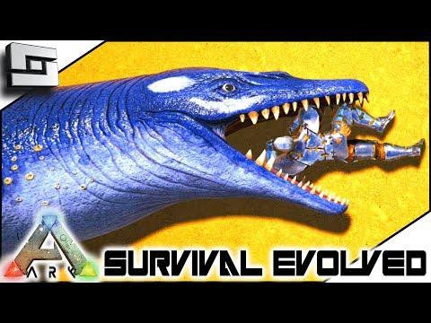 ARK: Survival Evolved   WHALES! And KIBBLE FARM BEGINS! E9 ( Ark Ragnarok