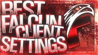 HOW TO INSTALL FALCUN CLIENT + THE BEST MOD SETTINGS!
