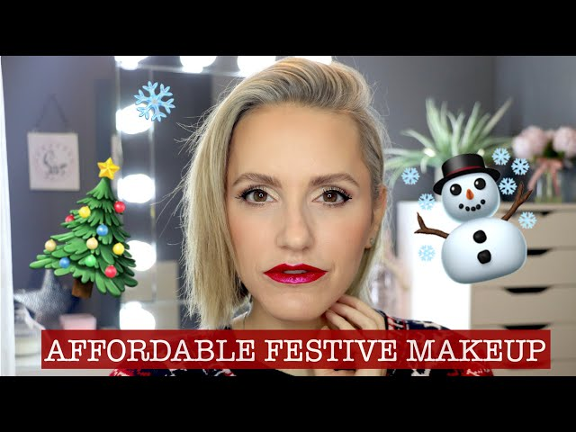Affordable Festive Look