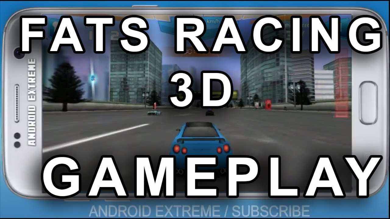 Fast Racing 3D Android Gameplay | HD Graphics |