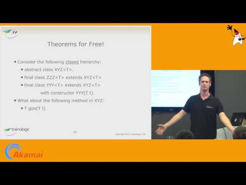 Abstractions, Functional Programming and Theorems for Free / Shimi Bandiel