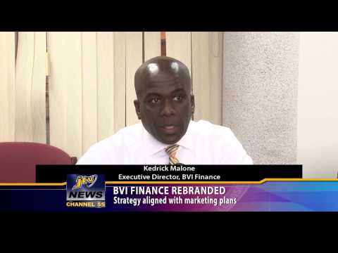 BVI FINANCE REBRANDED