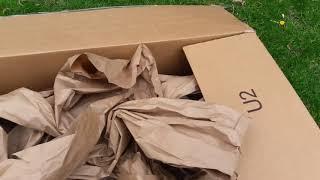أمازون النفايات أنا أساعد خلق - يمكنني أن أقول ''حزين''?