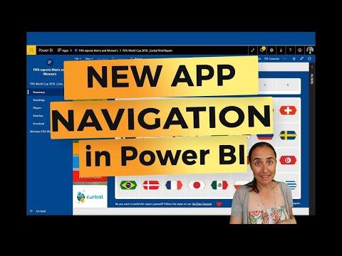 Create stunning and useful apps in Power BI - 동영상