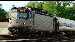 Amtrak Trains in Halethorpe, MD