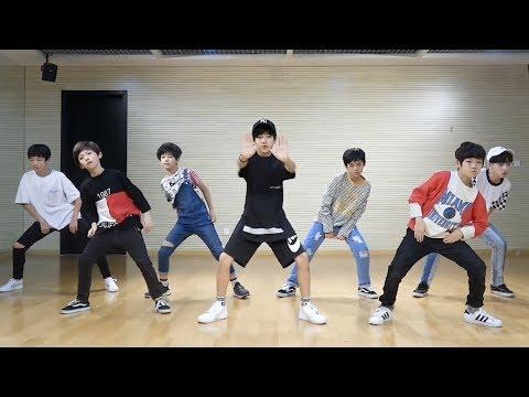 開始Youtube練舞:Sheep-张艺兴 | 慢版教學