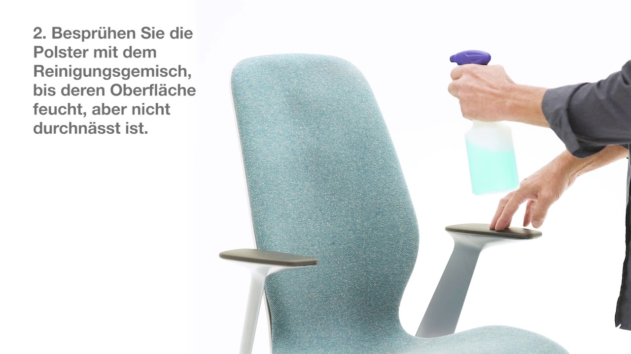 Surface Materials Cleaning Protocols Series (German)
