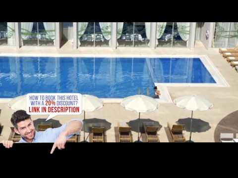 Sentido Tara Hotel, Budva, Montenegro HD review