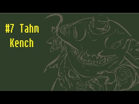 LeagueOfNoobs| The Fat Fish Cometh| Tahm Kench Support Gameplay
