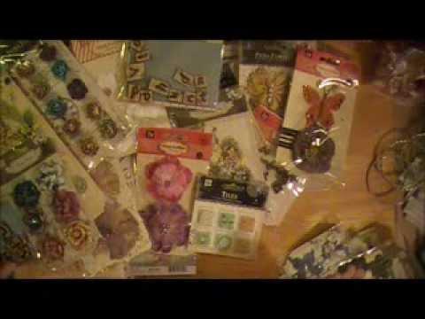 Prima Warehouse Box of Goodies!!!
