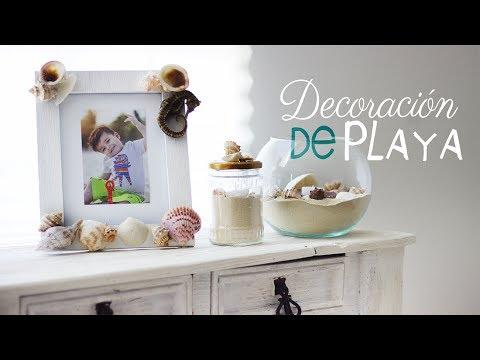 Decoracion estilo playa decora tu habitacion room - Decoracion casas de playa ...