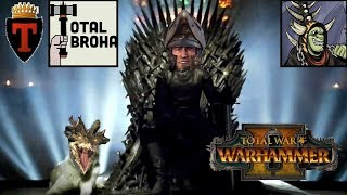 Competitive Multiplayer Matches | KING OF THE HILL SHOWDOWN: Total War Warhammer 2