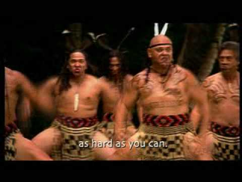 Dances of Life (Maori excerpt)