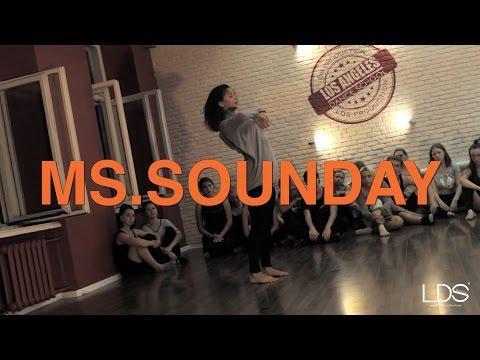 Клип Ms.Sounday - С каждым твоим взглядом
