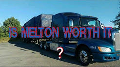 The Ups and Downs of MELTON Truck Lines