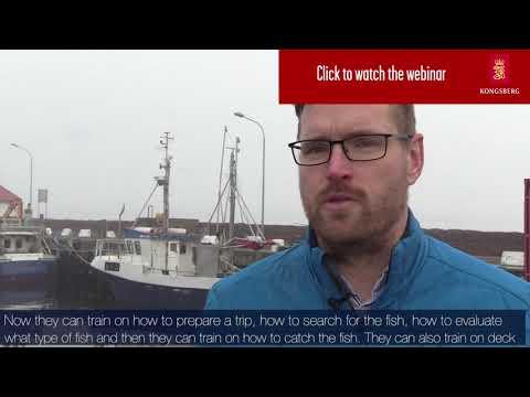 Kongsberg Digital K-Sim Fishery