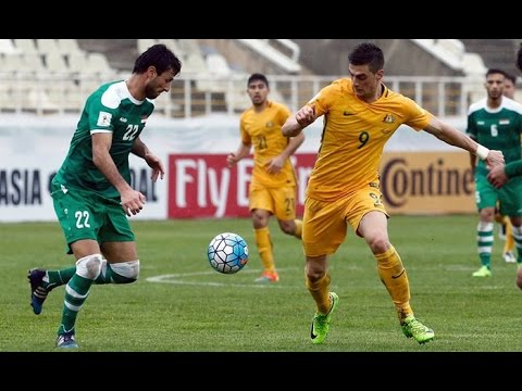 Iraq vs Australia - 2018 World Cup Qualifiers - FULL MATCH