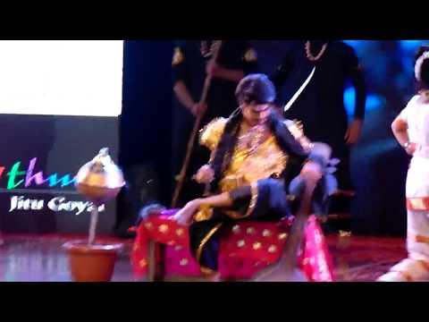 Prize winning semi classical Dance | Abhinandan | Welcome Dance