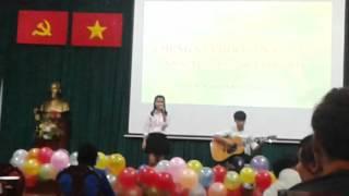 """Acoustic """"NƠI ẤY CON TÌM VỀ"""" - Khoa THỦY SẢN - HUFI"""