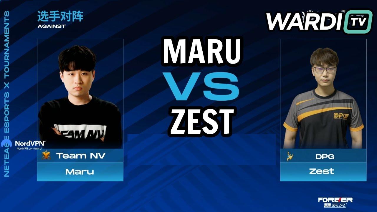 Maru vs Zest - Group Finals, Maru or Zest ELIMINATED! $23 NEXT 2021 (TvP)