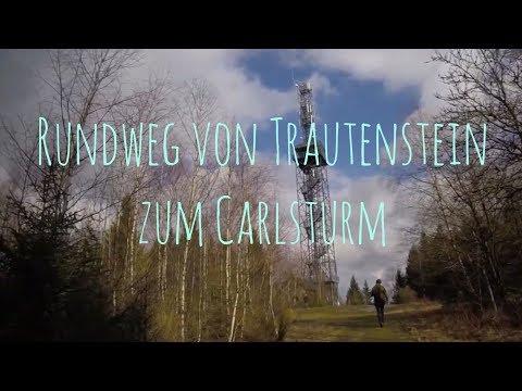 Rundweg von Trautenstein zum Carlsturm | Wandern im Harz 🌲🦌