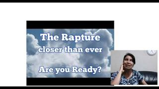 RAPTURE ALERT!!! // MY WIFE Shares Her // POWERFUL DREAM  // Big CONFIRMATIONS (2019)
