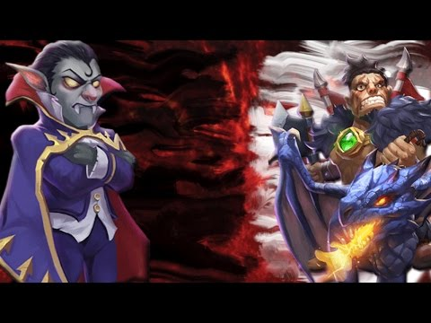 Castle Clash DRACAX VS VLAD DRACULA!