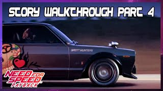 TAKING DOWN GRAVEYARD SHIFT -  Need for Speed Payback (PS4)