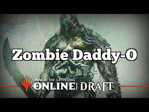 Zombie Daddy-O | Vintage Cube Draft [MTGO]