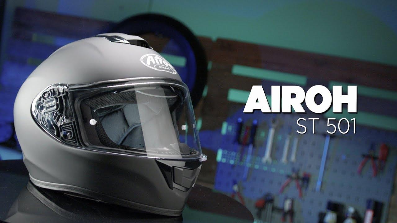 Airoh HELMET ST501 SPEKTRO MATT S