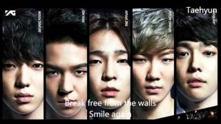 Winner - Smile again Eng subs + names
