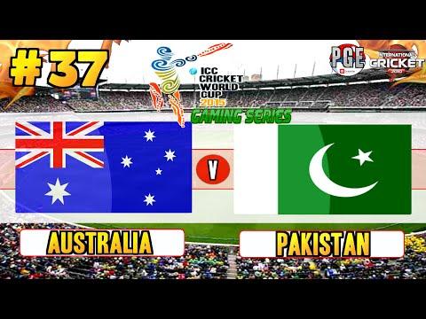 ICC Cricket World Cup 2015 (Gaming Series) - Pool A Match 37 Australia v Pakistan