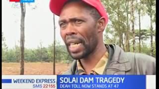 Weekend Express Bulletin: Solai dam tragedy