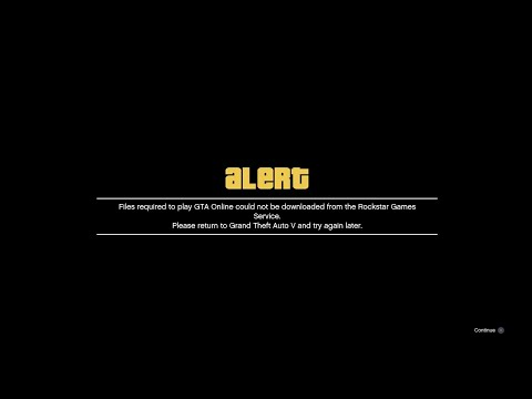 GTA 5 ONLINE SERVERS ARE OFFLINE? - GTA 5 SERVERS Have They Been HACKED? What's Happening? 1.41