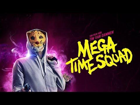 Mega Time Squad | Trailer deutsch german HD | Komödie