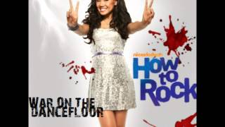 War On The Dance Floor - How to Rock Cast ft. Cymphonique Miller