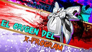 Misterios y Enigmas de Digimon N°11: El origen del X-Program