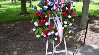 Memorial Day 2020 at the National Vietnam Veterans Memorial