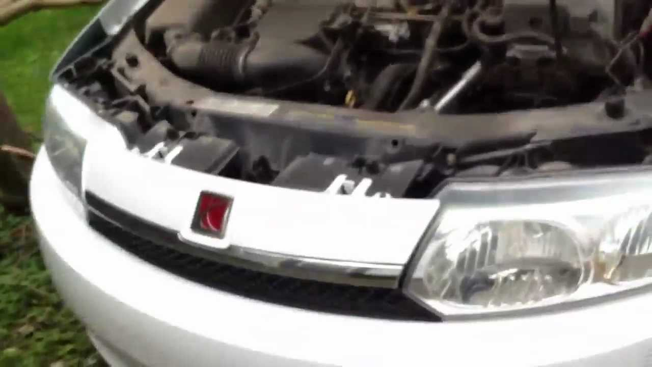 2004 Saturn Ion Starting Problems Youtube Underhood Fuse Box 2003