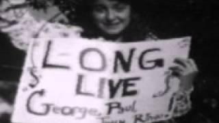 3 Crazy Fans Before the Beatles Shea Stadium Concert