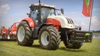 AGRO-TECH Minikowo 2016 ||  PARADA MASZYN  || AGROFarm TV