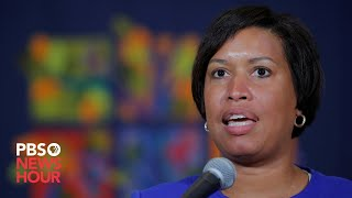 WATCH LIVE: DC Mayor Muriel Bowser gives coronavirus update -- May 26, 2020