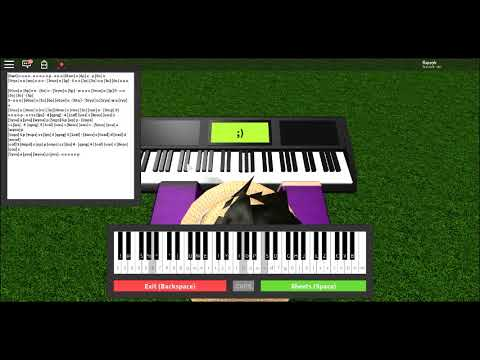Roblox Piano Imagine Dragon Whatever It Takes Full Notes In The