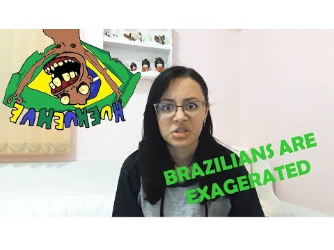WEIRD THINGS BRAZILIANS DO | hello ju