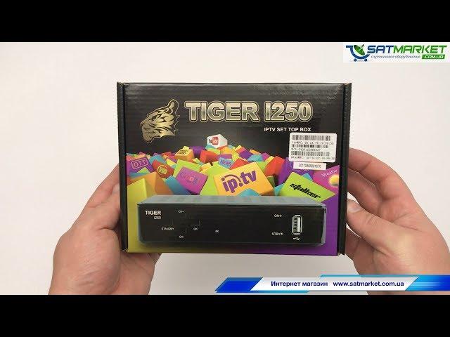 Видео обзор Tiger i250