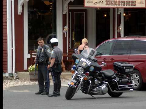 Newtown Savings Bank Robbery Photos