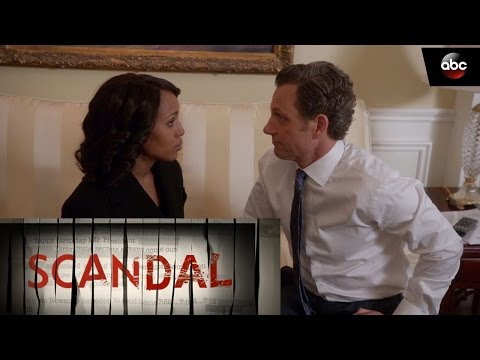 Mellie Becomes President; Olivia and Fitz Come Together  Scandal 6x11