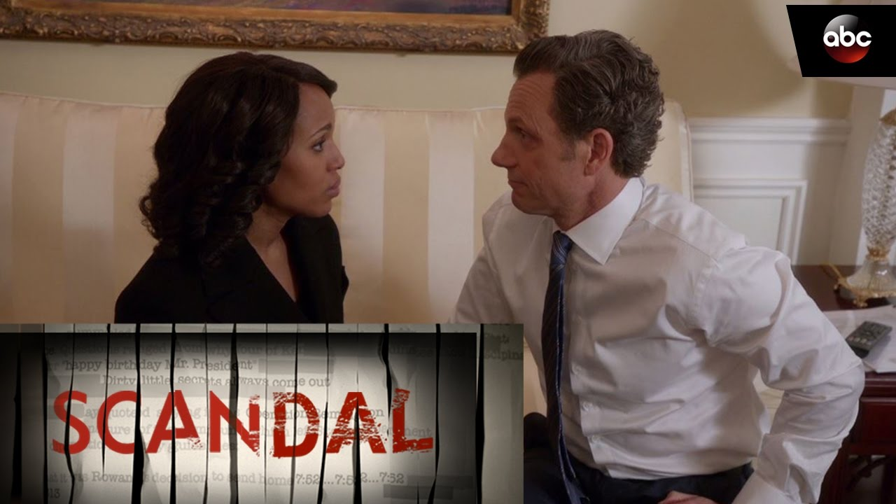 Download Mellie Becomes President; Olivia and Fitz Come Together - Scandal 6x11
