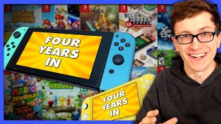 Nintendo Switch: Four Years In - Scott The Woz
